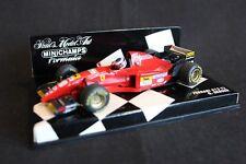 Minichamps Ferrari 412 T2 1995 1:43 #28 Gerhard Berger (AUT)