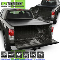 """Hard Tri-Fold Tonneau Cover For 2007-2018 Toyota Tundra CrewMax 5.5FT (66"""") Bed"""