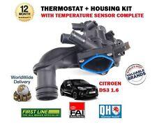 Per CITROEN DS3 1.6 il RACING 2010 -- > Nuovo Termostato + Alloggiamento + Sensore Kit