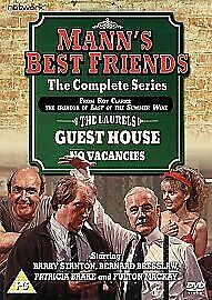 Mann's Best Friends : The Complete Series - New Sealed DVD FREEPOST