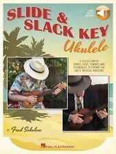 Slide & Slack Key Ukulele - A Collection of Songs Licks Tunings and Te 000150285