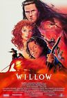 Внешний вид - WILLOW (1988) ORIGINAL MOVIE POSTER  -  ROLLED  -  ARTWORK BY JOHN ALVIN