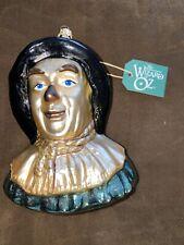 Kurt Adler Polonaise Glass Ornament Wizard Of Oz Scarecrow Christmas Komozja