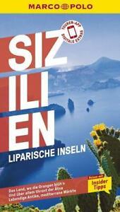 MARCO POLO Reiseführer Sizilien, Liparische Inseln 18. Auflage 2020