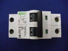 Circuit Breaker Klockner Moeller FAZS-B16/2