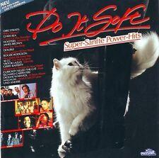 Do it Soft (1987, Polystar) Chris Rea, Viktor Lazlo, Hooters, Double, Dir.. [CD]