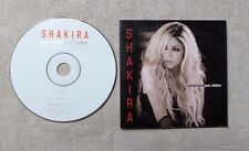 "CD AUDIO MUSIQUE/ SHAKIRA ""UNDERNEATH YOUR CLOTHES"" 2T CD SINGLE 2002 CARDSLEEVE"