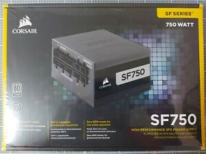 New & Sealed | Corsair SF750 modular PSU | 750W 80PLUS Platinum SFX Power Supply