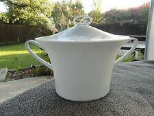 Rosenthal Studio-Linie Idillio Covered Handled White Serving Bowl / Tureen