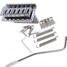 1 Set 6 Strings Stratocaster Electric Guitar Tremolo Bridge Bar System Parts New