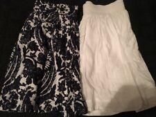 Juniors Women's Lot Of 2 Banana Republic  Skirts Size Medium School Clothes