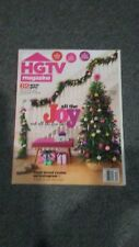 HGTV Magazine-all-the-Joy-Dec 2019-Brand New-