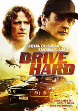 Drive Hard John Cusack, Thomas Jane DVD