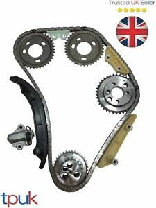 FORD TRANSIT TIMING CHAIN KIT 2.2 RWD MK8 2011 ON GEARS CHAIN GUIDES TENSIONER