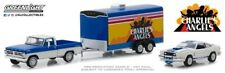 GREENLIGHT 1/64 HOLLYWOOD SERIES 6 HITCH & TOW FORD F-100 & MUSTANG NEW