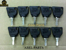 Excavator Spare Parts Genuine JCB 3cx Ignition Keys Part Number 701/45501
