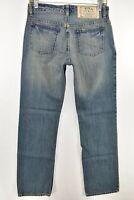 Ralph Lauren Polo Boys 381 Slim Straight Leg Jeans Size 16 Meas. 28x30.5 Blue