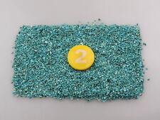 3000+Pcs Turquoise Crystal Mini Gem Stone Rock Chips Healing Healing High Energy