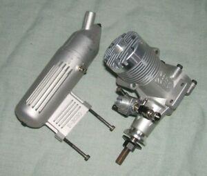O.S. 40FP r/c glow engine n.o.s.