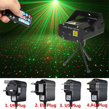 Music Active LED Lights Laser Stage Effect Lighting Club Disco DJ Party