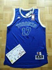 NWT Jonas Valanciunas Toronto Raptors Huskies Adidas R30 Swingman Men Jersey S