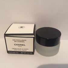 Les Exclusifs de Chanel Creme Pour le Corps Body Cream 6gr