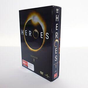 Heroes Season 1 DVD Region 4 AUS - TV Series Superheroes
