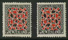 New Zealand   1941   Scott # 244-245    Mint Never Hinged