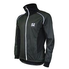 Black Cycling Jackets