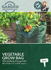 Potato Grow Bag Planter Grow Your Own POTATOES VEGETABLES Sack Spuds Tub Patio