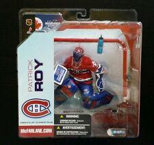 McFarlane NHL Series 5 PATRICK ROY Montreal Canadiens Chase / Variant Figure