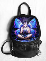 Anne Stokes Backpack featuring 3D Image of Spell Weaver