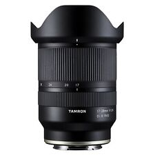 Second Stock Tamron 17-28mm F2.8 Di III RXD Lens - Sony Full Frame