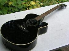 Gitarre elektroakustisch Yamaha Compass Serie CPX-5 BL mit Tonabnehmer