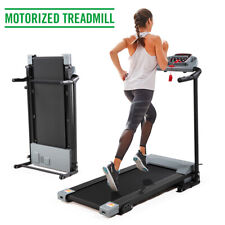 Folding Incline Electric Treadmill Motorized Exercise Running Fitness Machine