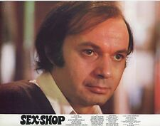 SEX-SHOP CLAUDE BERRI 1972 PHOTO D'EXPLOITATION VINTAGE N°7