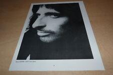 ALICE COOPER !!!!!!!!!!!!!VINTAGE !!!FRENCH!!!! Mini poster  !!!