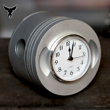 PRATT & WHITNEY 1940'S WWII R-2800 DOUBLE WASP Radial Engine Piston Desk Clock