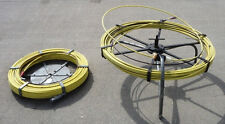 PearPoint Flexiprobe Sewer Pipe Cable Cord Inspection Wire Yellow Pear Point