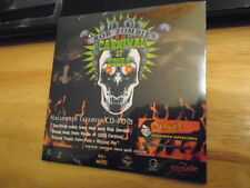 SEALED RARE OOP Rob Zombie CD-ROM cd Carnival Of Souls VIDEOS Halloween dragula