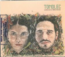 TONOLEC CANTOS DE LA TIERRA SIN MAL SEALED 2 CD SET 2014 NEW ELECTRONIC TOBA QOM