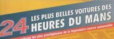 FASCICULE REVUE ALTAYA BELLES VOITURES 24 DU MANS  livré sans miniature au choix