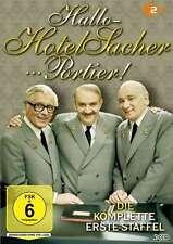 Hallo-Hotel Sacher..Portier - komplette erste Staffel  - 3 DVD Box