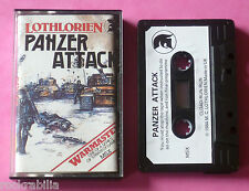 MSX - Lothlorien PANZER ATTACK Strategy Wargame 1984 *NEW!
