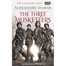 The Three Musketeers, Dumas, Alexandre, New Book