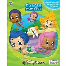 Phidal Publishing Bubble Guppies My Busy Book. Included