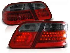 LED Rückleuchten Mercedes Benz W210 E-Klasse Limousine BJ 95-03.02 Klarglas / Ro