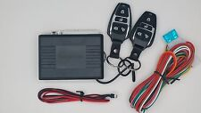 CAR VAN UNIVERSAL 2 REMOTE CENTRAL DOOR LOCKING KEYLESS ENTRY SYSTEM  KIT LED