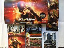Cryptozoic The Flash Season 2 Mini Master Set 99 Cards, Base & Inserts, Box Wrap
