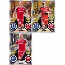 Fußball Sonderkarten Trading Cards Saison 2016-2017